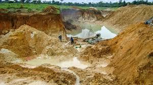 Mineração e meio ambiente