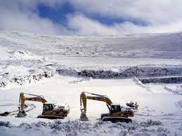 Mothae mine in Lesotho.