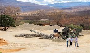 Imóveis X mineração
