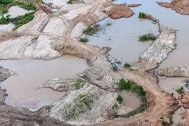 Mineração terras indígenas