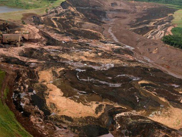 suspensão das atividades de mineração